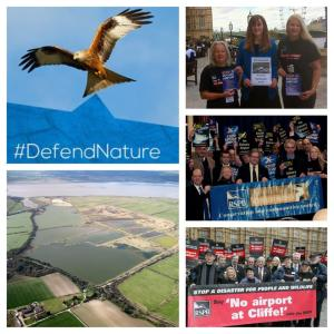 Working with MPs past and present to promote, protect and celebrate the North Kent Marshes